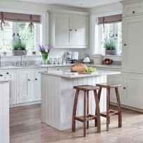 70 Pretty Farmhouse Kitchen Curtains Decor Ideas (62)