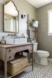80 Cool Farmhouse Tile Shower Ideas Remodel (20)
