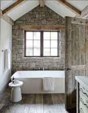 90 Awesome Lamp For Farmhouse Bathroom Lighting Ideas (131)