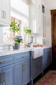 90 Best Farmhouse Kitchen Cabinet Design Ideas (15)