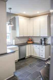 90 Best Farmhouse Kitchen Cabinet Design Ideas (53)
