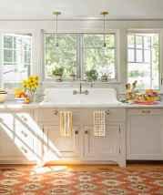 90 Best Farmhouse Kitchen Cabinet Design Ideas (84)