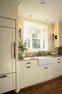 90 Best Farmhouse Kitchen Cabinet Design Ideas (92)