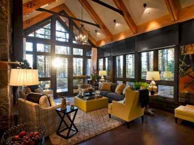 25 Cabin Living Room Ideas Decor (19)