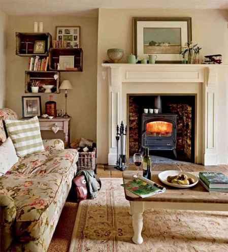 25 Cottage Living Room Decor Ideas (18)