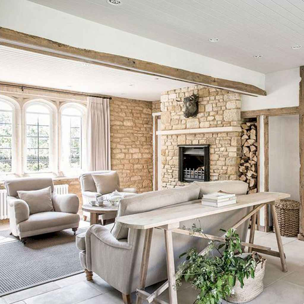 25 Cottage Living Room Decor Ideas (21)