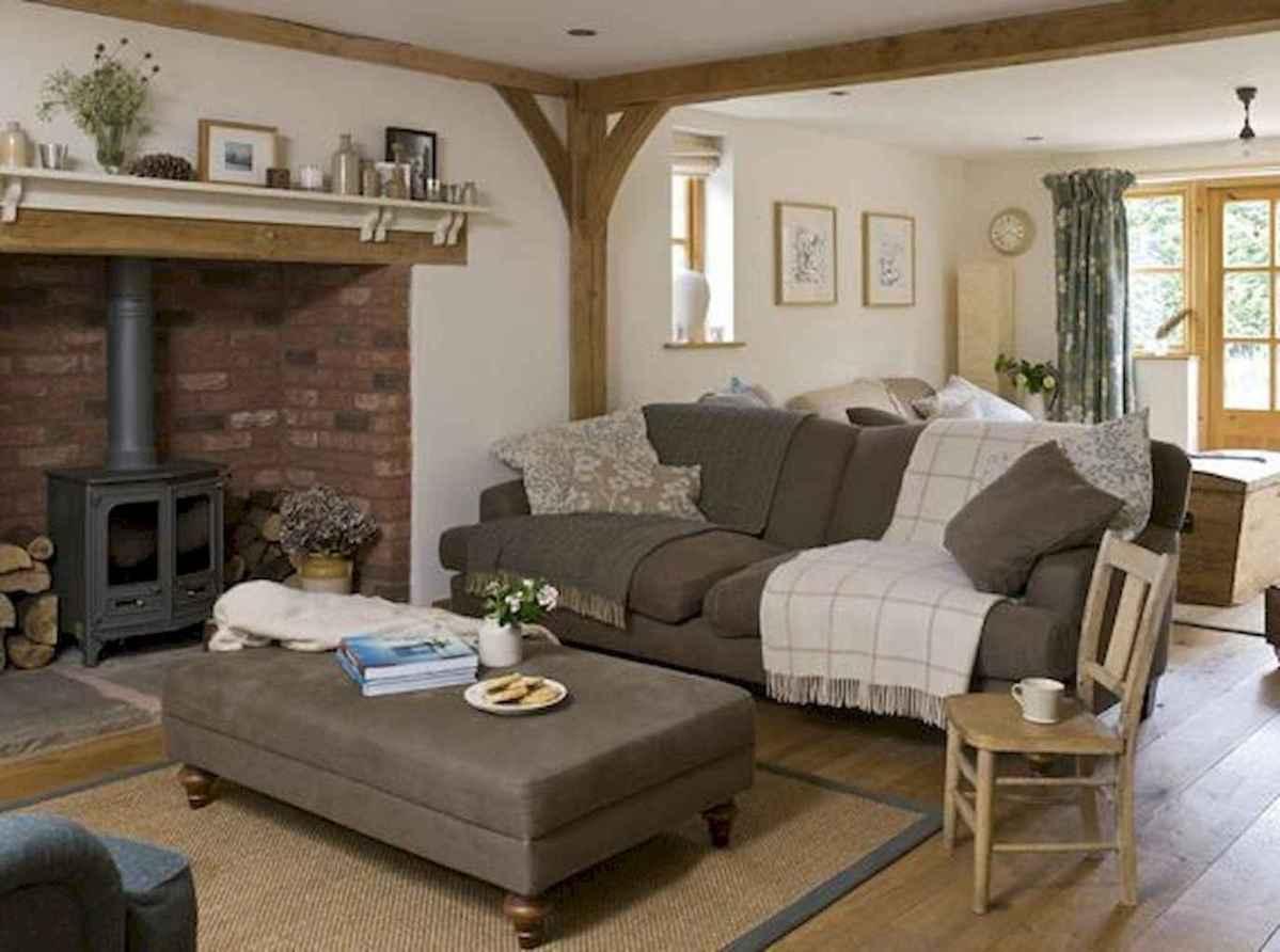 25 Cottage Living Room Decor Ideas (4)