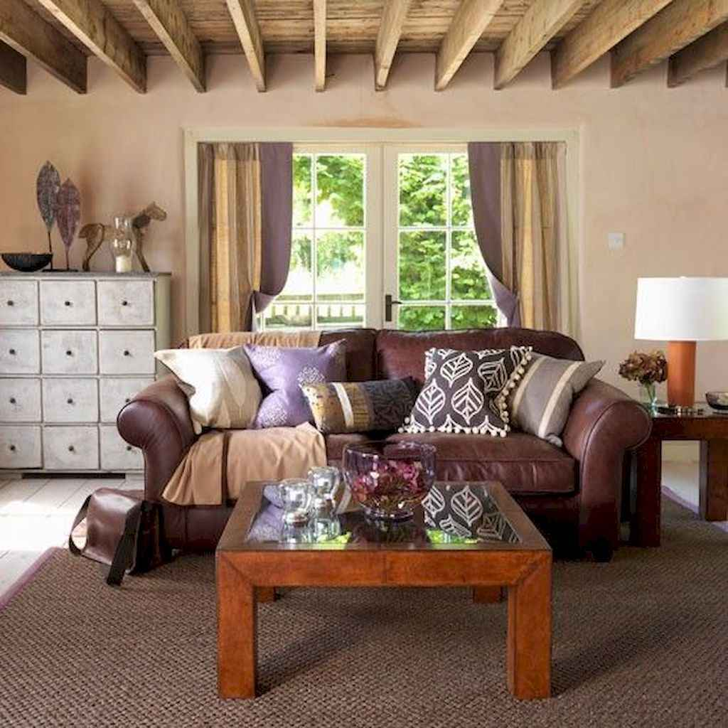 25 Country Style Living Room Ideas Decorations (2)
