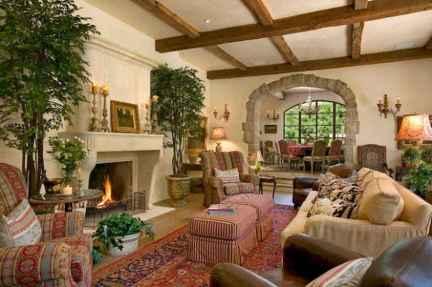 25 Mediterranean Living Room Decor Ideas (11)