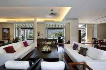 35 Asian Living Room Decor Ideas (14)