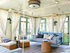35 Best Farmhouse Sunroom Decor Ideas and Remodel (20)
