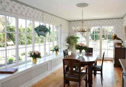 35 Best Farmhouse Sunroom Decor Ideas and Remodel (22)