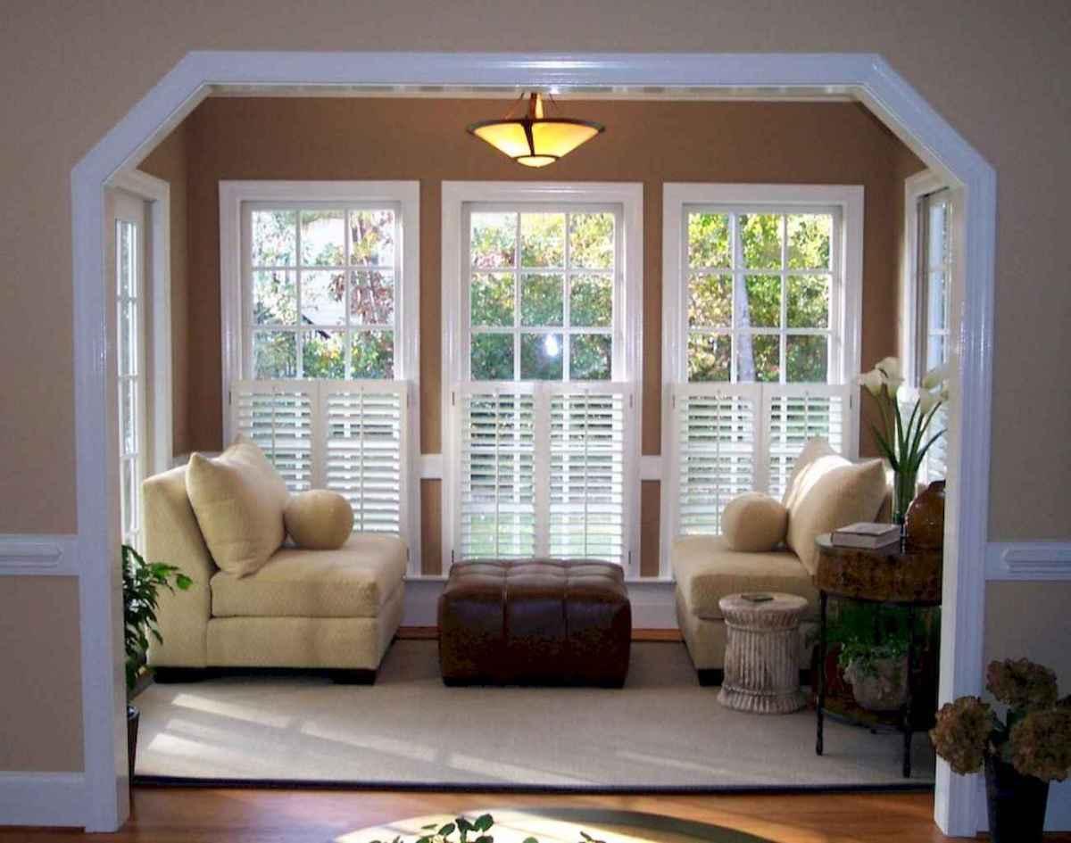 35 Best Farmhouse Sunroom Decor Ideas and Remodel (7)