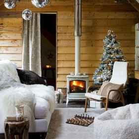 35 Chalet Living Room Decor Ideas (23)