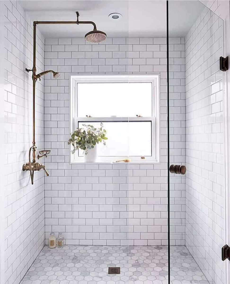 40 Beautiful Bathroom Shower Tile Design Ideas and Makeover (16)