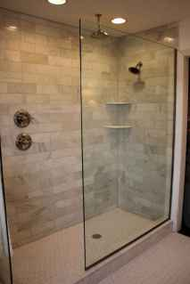 40 Beautiful Bathroom Shower Tile Design Ideas and Makeover (5)