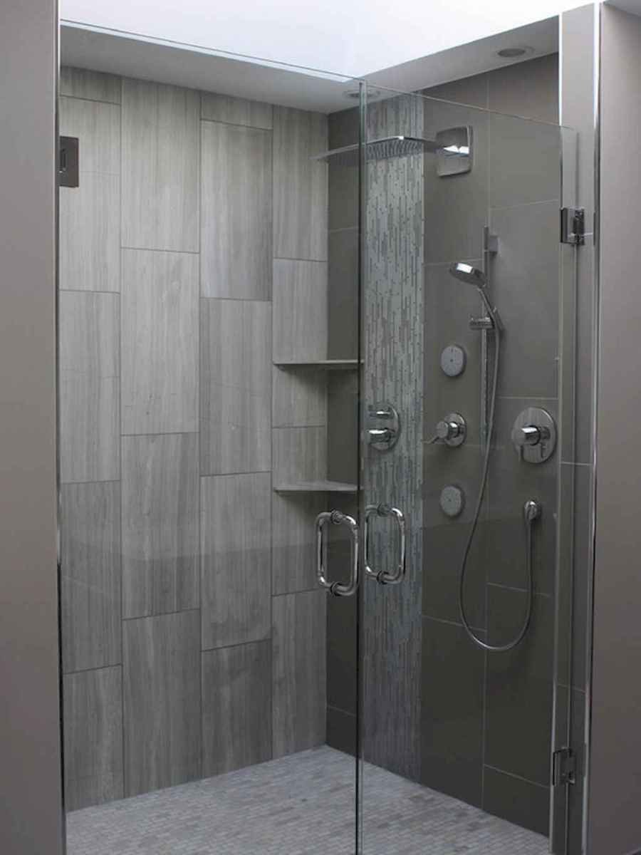 40 Beautiful Bathroom Shower Tile Design Ideas and Makeover (8)