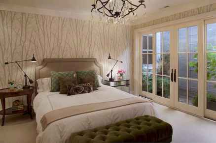 40 Modern Farmhouse Bedroom Decor Ideas and Makeover (21)
