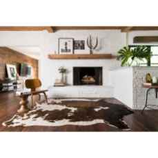 50 Best Rustic Apartment Living Room Decor Ideas and Makeover (28)