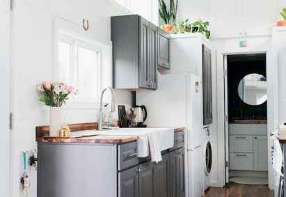 50 Cool Apartment Kitchen Rental Decor Ideas and Makeover (1)