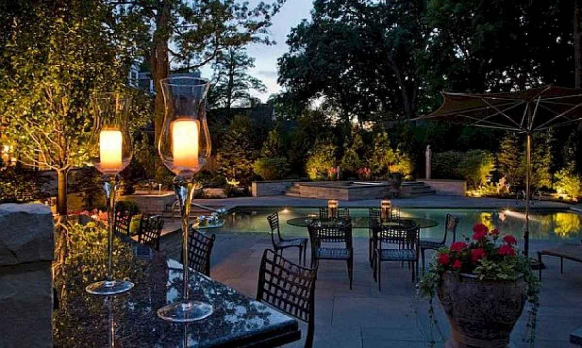 55 Beautiful Backyard Lighting Decor Ideas and Remodel (26)