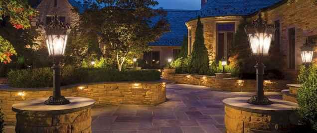 55 Beautiful Backyard Lighting Decor Ideas and Remodel (31)