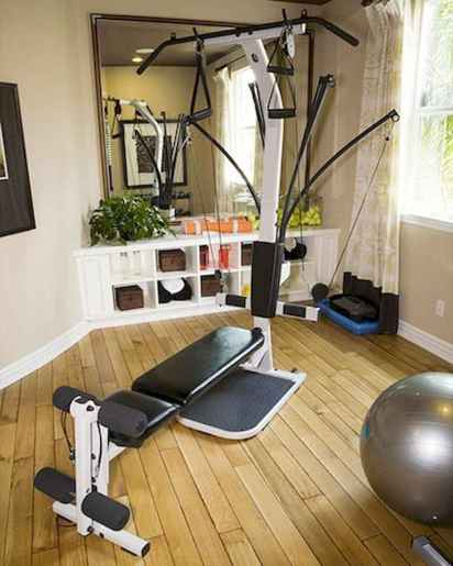 60 Cool Home Gym Ideas Decoration on a Budget for Small Room (14)