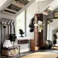 60 Cool Home Gym Ideas Decoration on a Budget for Small Room (27)
