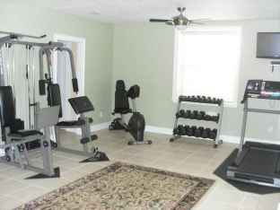 60 Cool Home Gym Ideas Decoration on a Budget for Small Room (37)