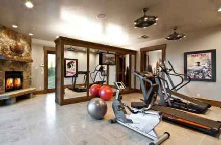 60 Cool Home Gym Ideas Decoration on a Budget for Small Room (51)