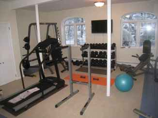 60 Cool Home Gym Ideas Decoration on a Budget for Small Room (54)