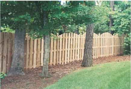 70 Gorgeous Backyard Privacy Fence Decor Ideas on A Budget (1)