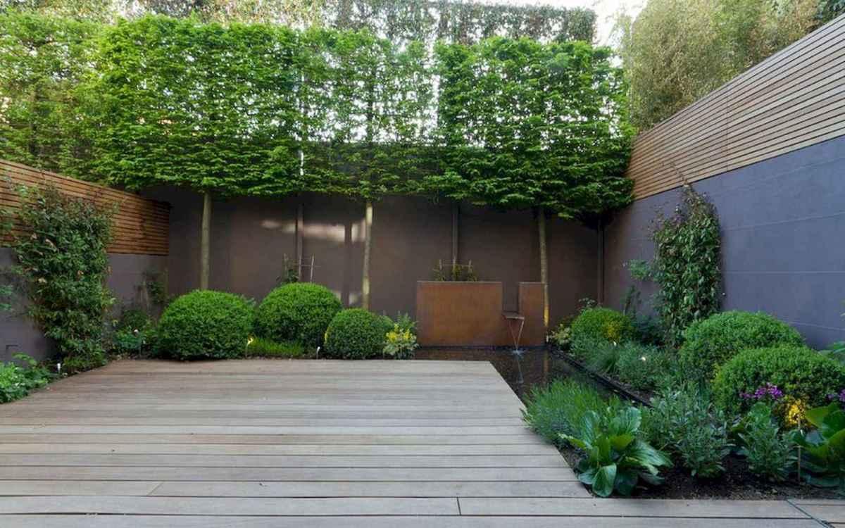 70 Gorgeous Backyard Privacy Fence Decor Ideas on A Budget (38)