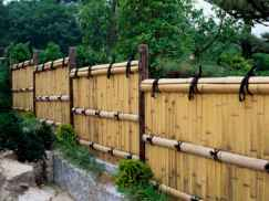 70 Gorgeous Backyard Privacy Fence Decor Ideas on A Budget (69)