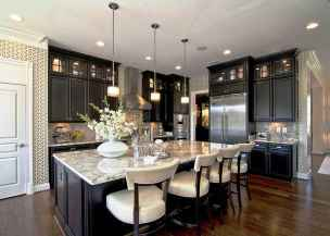 80 Modern Farmhouse Kitchen Lighting Decor Ideas and Remodel (71)