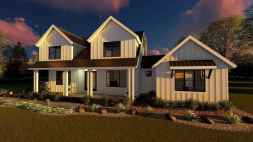 90 Awesome Modern Farmhouse Plans Design Ideas and Remodel (12)