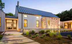 90 Awesome Modern Farmhouse Plans Design Ideas and Remodel (32)