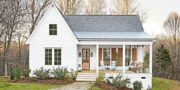 90 Awesome Modern Farmhouse Plans Design Ideas and Remodel (42)