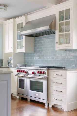 100 Stunning Kitchen Backsplash Decorating Ideas and Remodel (45)