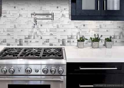 100 Stunning Kitchen Backsplash Decorating Ideas and Remodel (60)