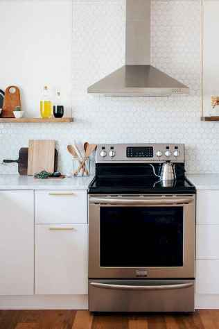 100 Stunning Kitchen Backsplash Decorating Ideas and Remodel (74)