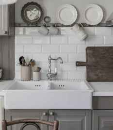 70 Pretty Kitchen Sink Decor Ideas and Remodel (43)