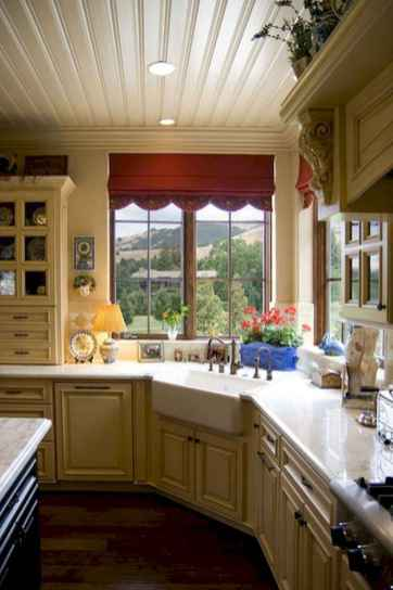 70 Pretty Kitchen Sink Decor Ideas and Remodel (7)