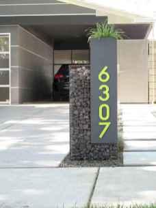 Best 90 Number Sign Home Design Ideas on A Budget (56)
