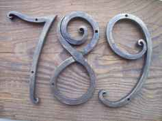 Best 90 Number Sign Home Design Ideas on A Budget (79)