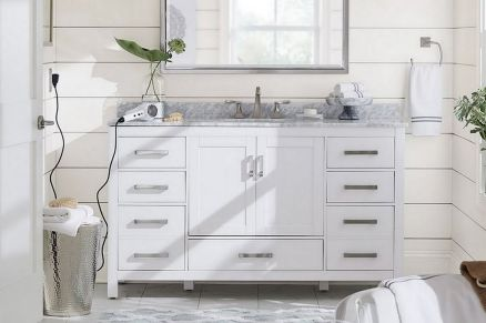 110 Absolutely Stunning Bathroom Decor Ideas And Remodel (1)