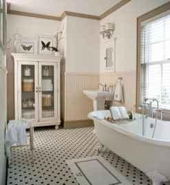 120 Modern Farmhouse Bathroom Design Ideas And Remodel (100)