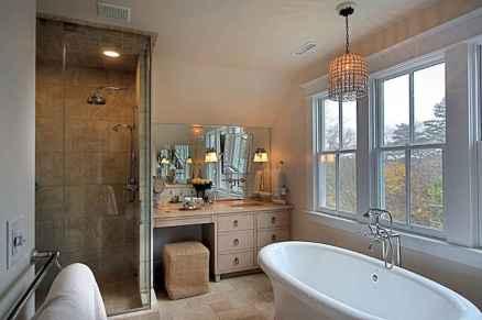 120 Modern Farmhouse Bathroom Design Ideas And Remodel (103)
