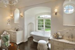 120 Modern Farmhouse Bathroom Design Ideas And Remodel (2)