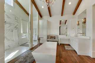 120 Modern Farmhouse Bathroom Design Ideas And Remodel (28)